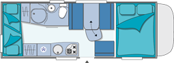Chausson Flash 03 Layout