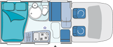 Chausson Flash 04 Layout
