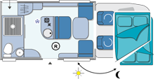 Chausson Suite Mini Layout
